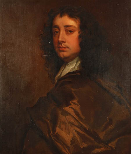 William Brouncker by Peter Lely